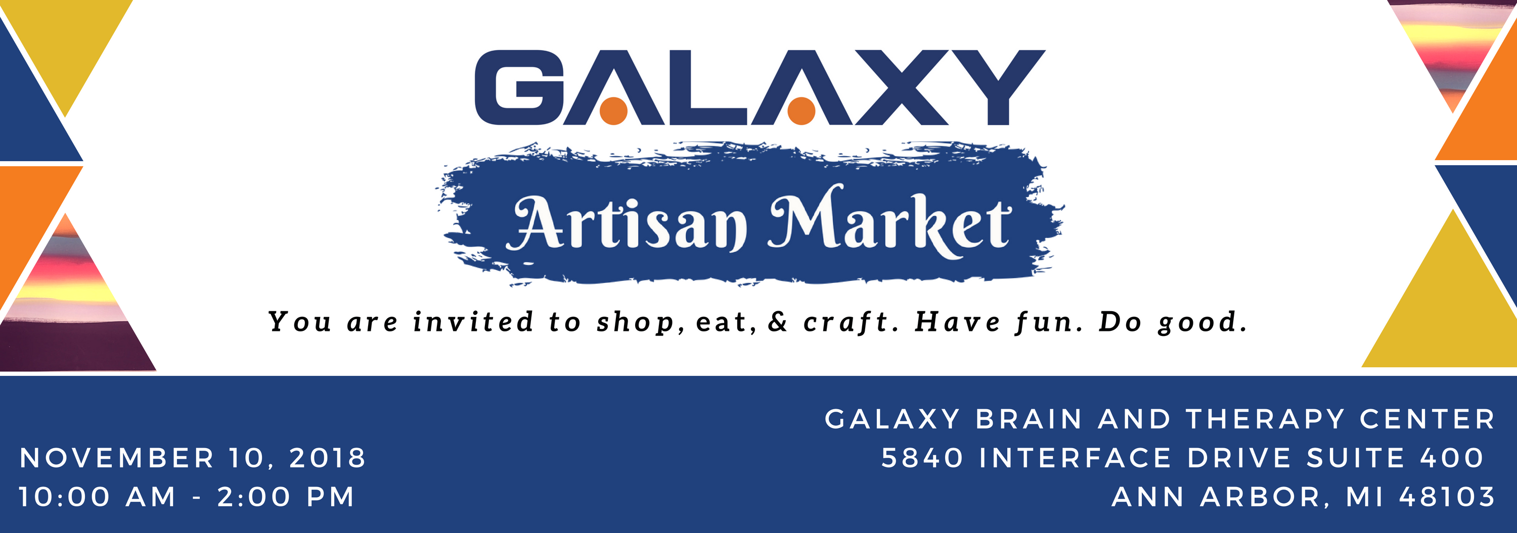 galaxy brain and therapy center artisan market