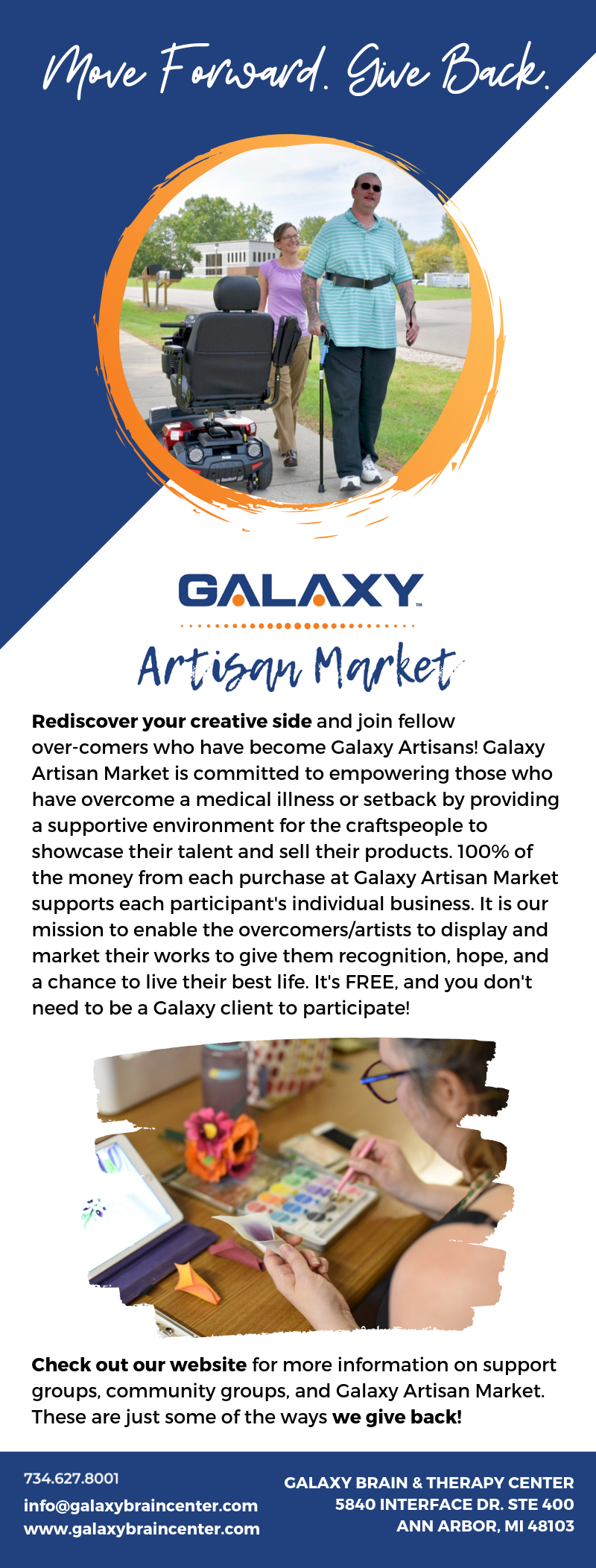 Artisan Market Flyer 2019
