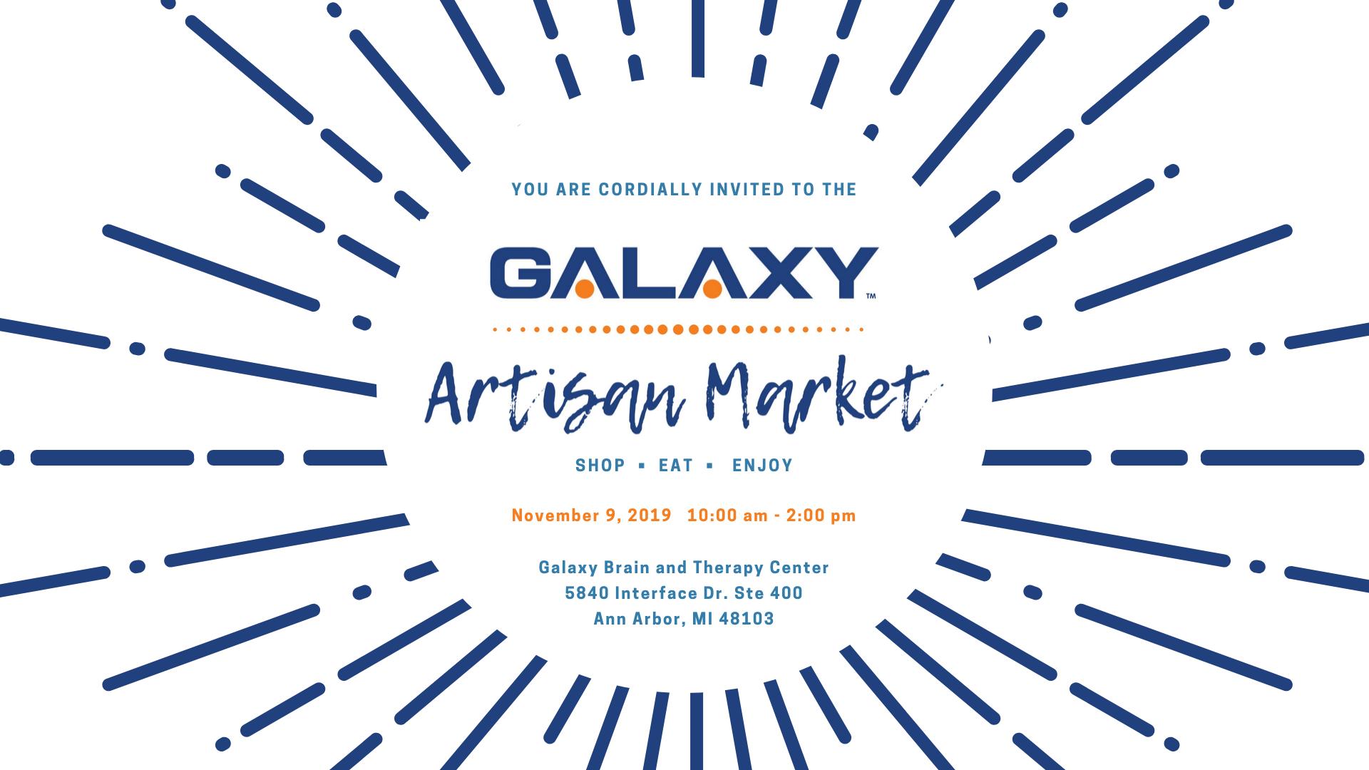 Galaxy Artisan Market 2019